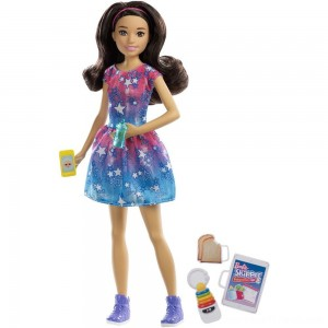 Barbie Skipper Babysitters Inc. Brunette Doll Playset - Clearance Sale