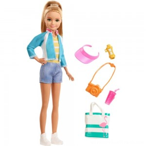 Barbie Travel Stacie Doll - Clearance Sale