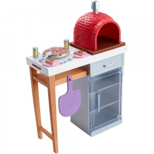 Barbie Brick Oven Accessory - Clearance Sale