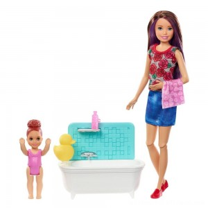 Barbie Skipper Babysitters Inc. Doll & Playset - Blond - Clearance Sale