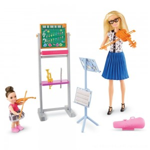 Barbie Music Teacher Doll & Playset - Clearance Sale