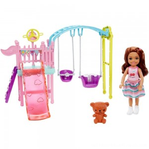 Barbie Club Chelsea Swingset Playset - Clearance Sale