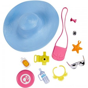 Barbie Fashion Sightseeing Accessory Pack - Clearance Sale