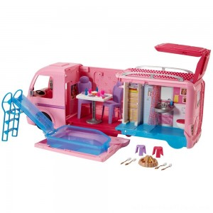 Barbie Dream Camper Playset - Clearance Sale