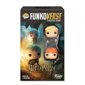 Funkoverse Board Game: Harry Potter #101 Expandalone - Clearance Sale