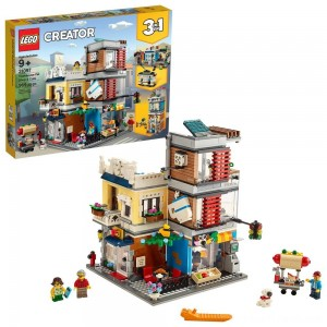 LEGO Creator Townhouse Pet Shop & Café 31097 - Clearance Sale