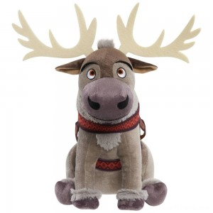 Disney Frozen 2 Large Plush Sven - Clearance Sale