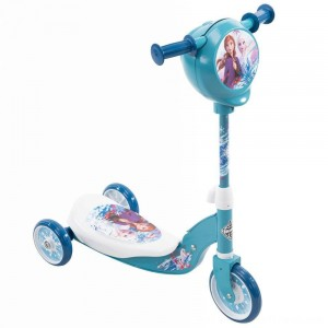 Disney Frozen 2 Secret Storage Scooter - Blue, Girl's - Clearance Sale