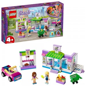 LEGO Friends Heartlake City Supermarket 41362 Building Set, Mini Dolls, Supermarket Playset 140pc - Clearance Sale