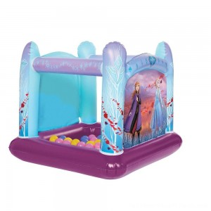 Disney Frozen 2 Playland With 20 Balls - Clearance Sale