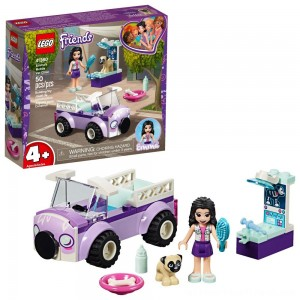 LEGO Friends Emma's Mobile Vet Clinic 41360 - Clearance Sale