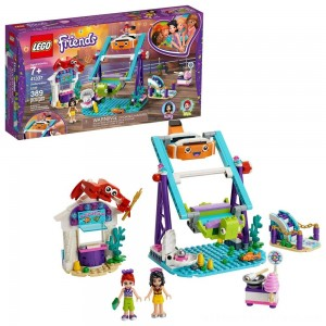 LEGO Friends Underwater Loop 41337 Amusement Park Building Kit with Mini Dolls for Group Play 389pc - Clearance Sale
