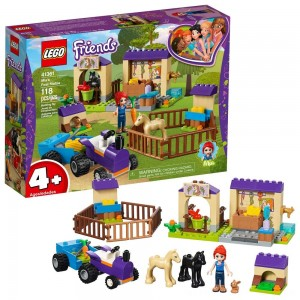 LEGO Friends Mia's Foal Stable 41361 - Clearance Sale