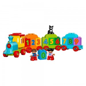 LEGO DUPLO My First Number Train 10847 - Clearance Sale