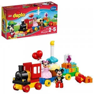 LEGO DUPLO Mickey Minnie Birthday 10597 - Clearance Sale