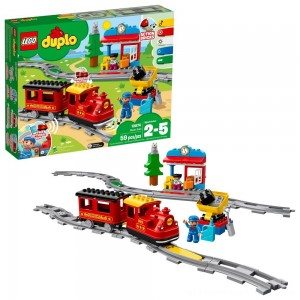 LEGO DUPLO Town Steam Train 10874 - Clearance Sale