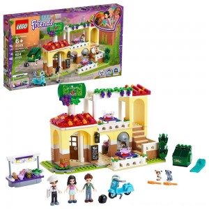 LEGO Friends Heartlake City Restaurant 41379 Building Kit with Restaurant Playset and Mini Dolls - Clearance Sale
