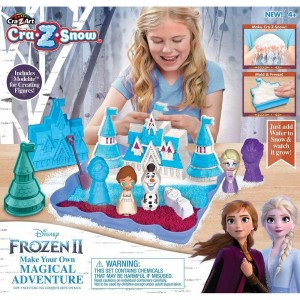 Disney Frozen 2 Make Your Own Magical Adventure Craft Activity Kit - Clearance Sale