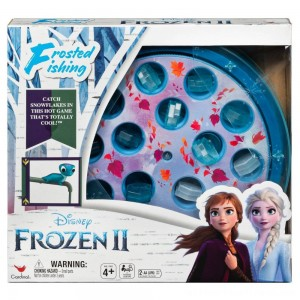 Disney Frozen 2 Frosted Fishing Board Game, Kids Unisex - Clearance Sale