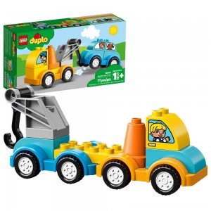 LEGO DUPLO My First Tow Truck 10883 - Clearance Sale