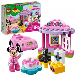 LEGO DUPLO Disney Minnie Mouse's Birthday Party 10873 - Clearance Sale