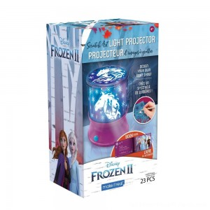 Disney Frozen 2 StarLight Projector - Clearance Sale