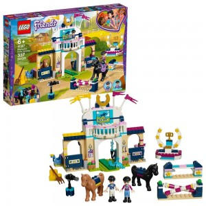 LEGO Friends Stephanie's Horse Jumping 41367 - Clearance Sale