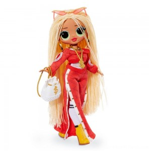 L.O.L. Surprise! O.M.G. Swag Fashion Doll with 20 Surprises - Clearance Sale