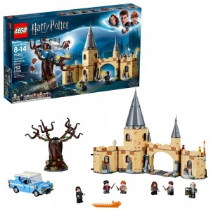 LEGO Harry Potter Hogwarts Whomping Willow 75953 - Clearance Sale