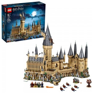 LEGO Harry Potter Hogwarts Castle Advanced Building Set Model with Harry Potter Minifigures 71043 - Clearance Sale