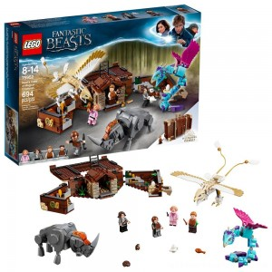 LEGO Harry Potter Fantastic Beasts Newt's Case of Magical Creatures 75952 - Clearance Sale
