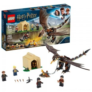 LEGO Harry Potter Hungarian Horntail Triwizard Challenge 75946 Toy Dragon Building Kit 265pc - Clearance Sale