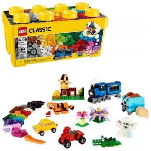 LEGO Classic Medium Creative Brick Box 10696 Building Toys for Creative Play, Kids Creative Kit - Clearance Sale