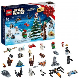 LEGO Star Wars Advent Calendar 75245 - Clearance Sale