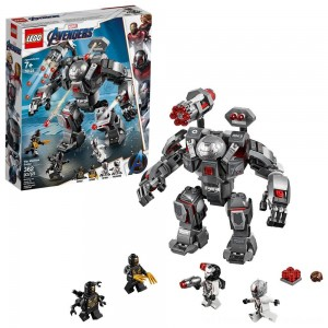 LEGO Marvel Avengers War Machine Buster 76124 - Clearance Sale