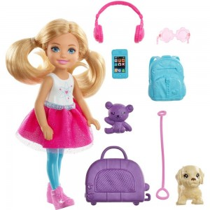 Barbie Chelsea Travel Doll - Clearance Sale