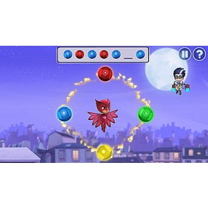 PJ Masks Time to Be a Hero Learning Game Ages 3-5 yrs. - Clearance Sale