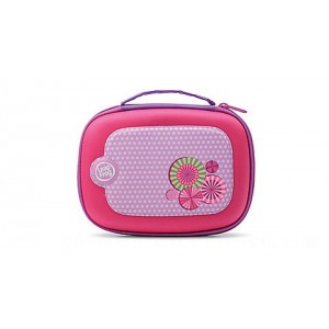 "LeapFrog® 5"" Carrying Case (Pink) Ages 3-9 yrs. - Clearance Sale"