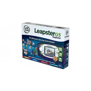 LeapsterGS Explorer™ (Pink) Ages 4-9 yrs. - Clearance Sale