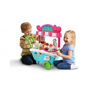 Scoop & Learn Ice Cream Cart™ Ages 2-5 yrs. - Clearance Sale