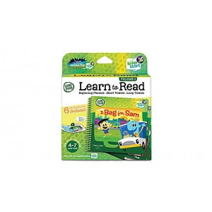LeapStart® 3D Learn to Read Volume 1 Ages 4-7 yrs. - Clearance Sale