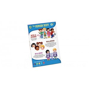 LeapStart® Go Deluxe Activity Set - The Human Body Ages 4-8 yrs. - Clearance Sale
