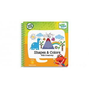 LeapStart® 2 Book Combo Pack: Shapes & Colors and Around Town With PAW Patrol Ages 2-6 yrs. - Clearance Sale