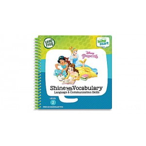 LeapStart® 2 Book Combo Pack: Shine With Vocabulary and Celebrate the Seasons Ages 3-6 yrs. - Clearance Sale