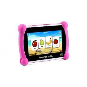 LeapPad® Academy (Pink) Ages 3-8 yrs. - Clearance Sale