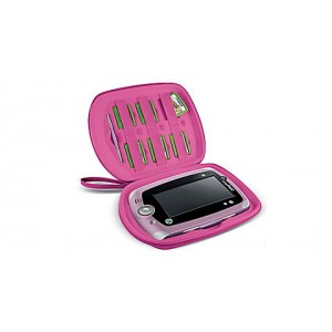 LeapPad1/LeapPad2™ Carrying Case (Flowers) Ages 3-9 yrs. - Clearance Sale