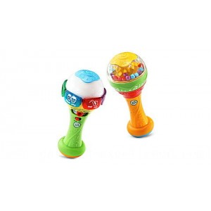 Learn & Groove® Shakin' Colors Maracas™ Ages 6-36 months - Clearance Sale