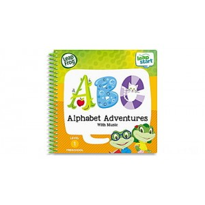 LeapStart® 2 Book Combo Pack: Alphabet Adventures and Read & Write Ages 2-5 yrs. - Clearance Sale