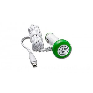 Car Adapter for LeapPad™ Ultra and LeapReader™ Ages 4-9 yrs. - Clearance Sale