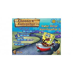SpongeBob SquarePants: The Clam Prix Ages 4-7 yrs. - Clearance Sale